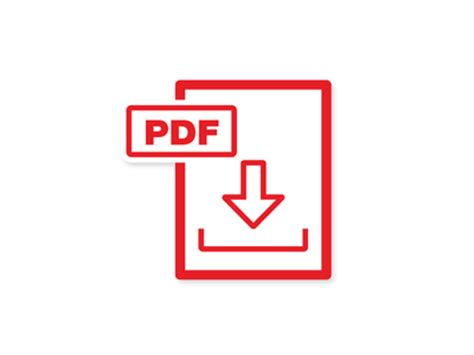 pdf free with pictures brochure icon by breanne robinson dribbble