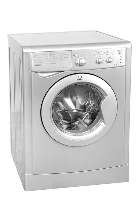 lave linge sechant indesit iwdc 7145s silver darty malinshopper