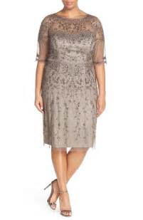 plus size beaded cocktail dresses papell beaded cocktail dress plus size nordstrom
