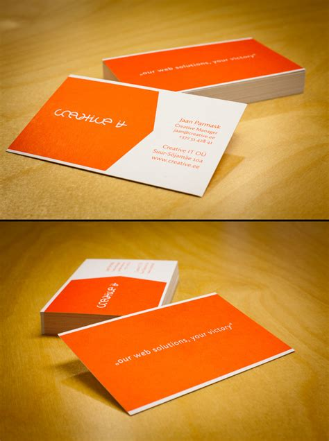 card by inventive it business cards digital graphic design