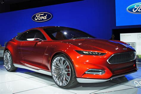 Ford Automobiles by Ford Evos Wikiwand