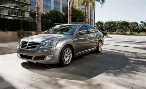 Hyundai Equus Horsepower by 2013 Hyundai Equus Base Model Exceeds 60 000 187 Autoguide