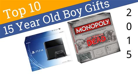 gifts for 15 year boy 10 best 15 year boy gifts 2015