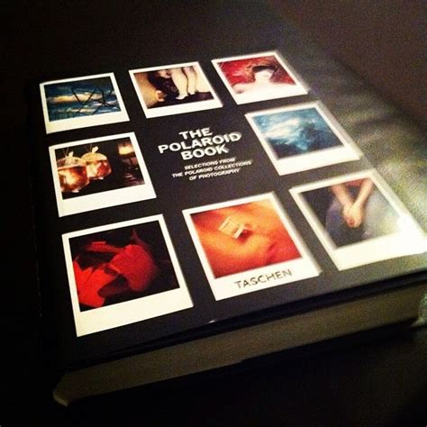 polaroid picture book the polaroid book books