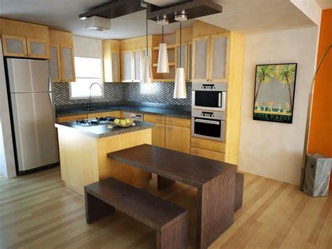 kitchen island table combination kitchen island table combination a practical and functional homesfeed