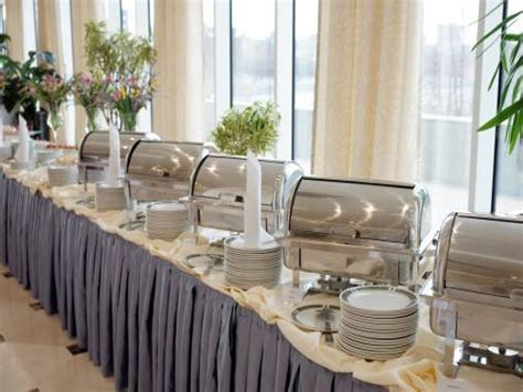 buffet table decorations outdoor table design ideas buffet table decorating ideas
