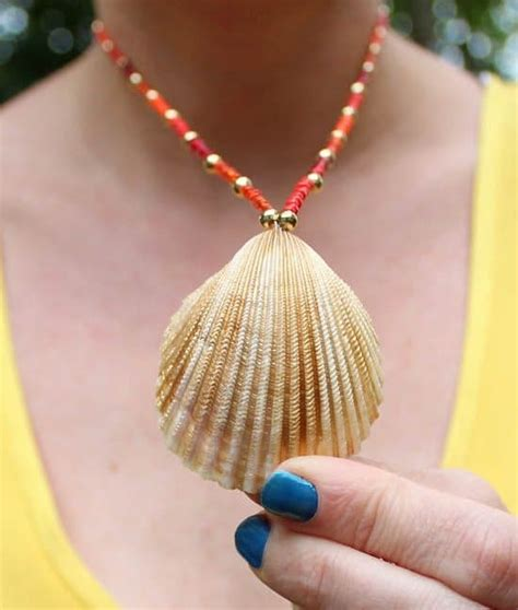 how to make jewelry from shells how to make seashell jewelry 9 shellicious tutorials