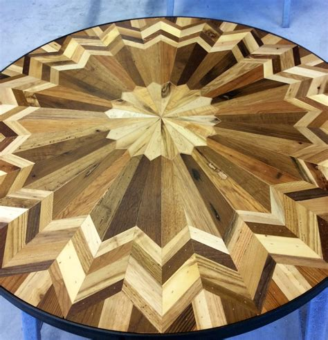 que woodwork i made quilt inspired tables out of salvaged wood i found