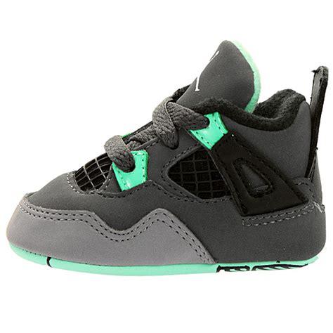 baby crib shoes jordans nike 4 retro gp crib 487219 033 baby shoes