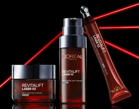 Ipl Power And Light by L Or 233 Al Paris Introduces Revitalift Laser X3 Laser
