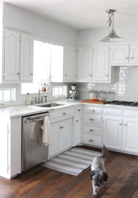 Kitchen Ideas With White Appliances by We Did It Our Kitchen Remodel