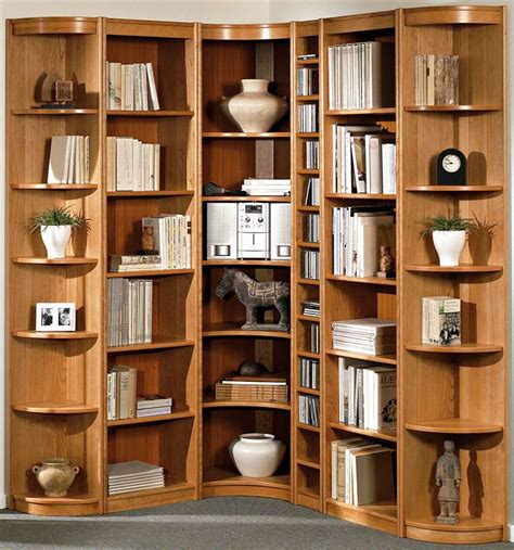 creative simple and beautiful wooden bookshelf ideas