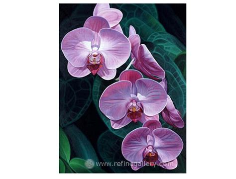 fast flower painting flower painting from photo wholesale flower paintings