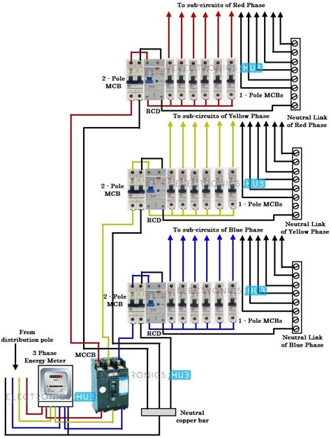 3 Phase Motor by 230v 3 Phase Motor Wiring Diagram Fuse Box And Wiring
