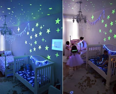 glow in the paint for wall 25 cool no money decorating projects that will beautify