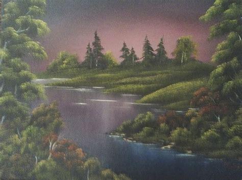 bob ross painting rivers don belik bob ross 174 painting classes 2013 2016 gallery