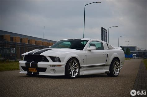 06 Ford Mustang by Ford Mustang Shelby Gt500 6 November 2016 Autogespot