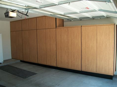 Build Wood Garage Cabinets Woodworking Projects
