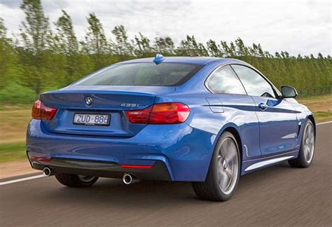 2014 Bmw 435i Coupe by Bmw 435i Coupe 2014 Review Carsguide