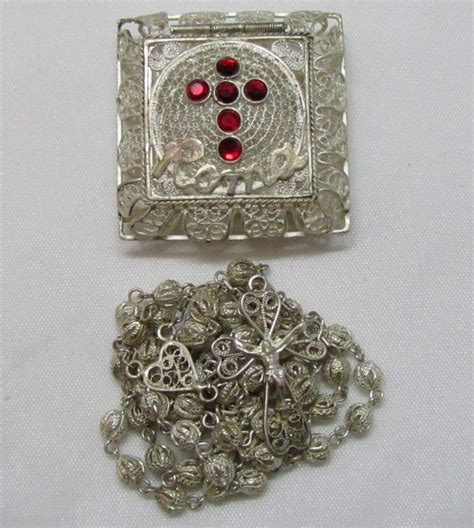 rosary bead cases 466 best images about rosaries cases on