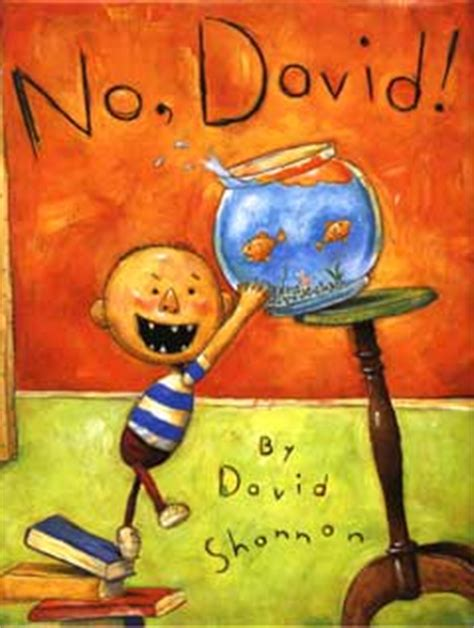 the book no pictures top 100 picture books 88 no david by david shannon