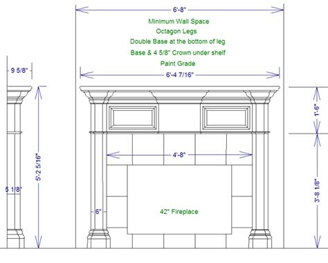 fireplace mantel woodworking plans fireplace mantle plans plans free