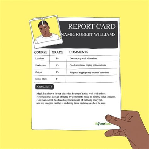 make a report card rap report cards did your favorite rapper make the grade
