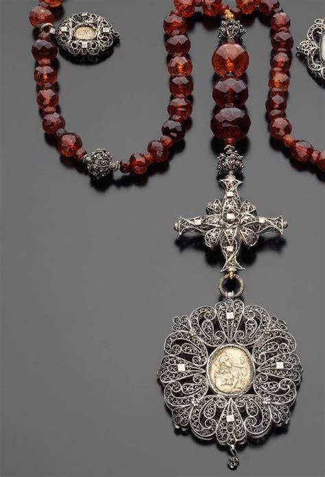 antique rosary antique german filigree rosary rosaries