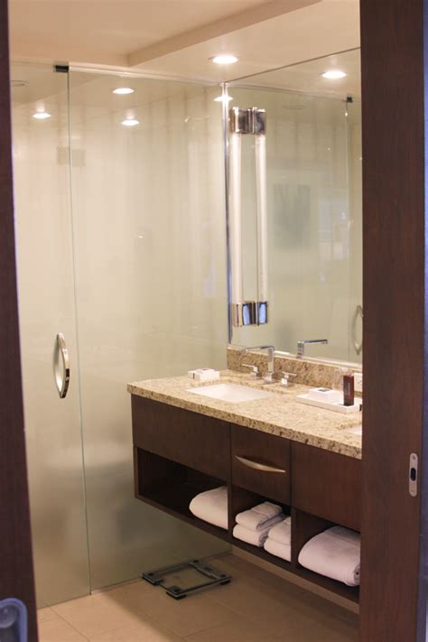 Bathtub Shower Kit by Our Stay At The Aria Hotel Amp Casino Las Vegas The Wonder
