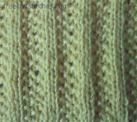 knit pearl knit rib patterns 1000 free patterns