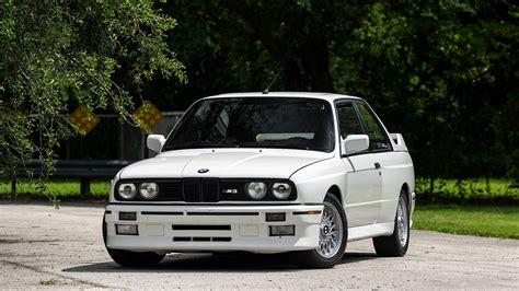 Bmw E30 by Bmw M3 E30 1990 Usa Giełda Klasyk 243 W