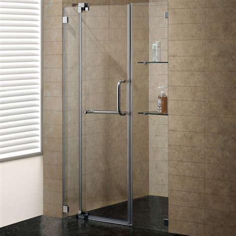 frameless shower door price frameless glass vigo frameless shower door with 3 8