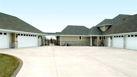 big car garage octane homes homes for car guys gals