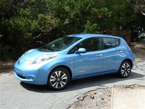 2014 Nissan Leaf Sl by Driven 2014 Nissan Leaf Sl Electric Matt Cars