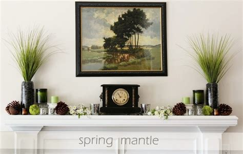 decorating a mantel for 20 great fireplace mantel decorating ideas laurel home