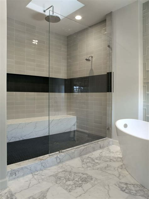 tiled bathrooms designs how important the tile shower ideas midcityeast