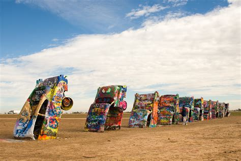 The Cadillac Ranch by The 12 Hour Tour Things To Do In Amarillo Textraveler