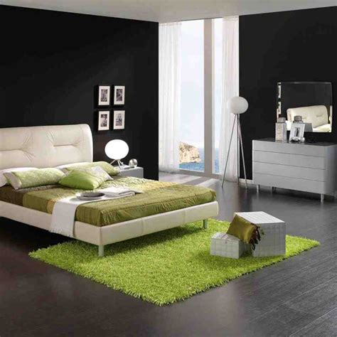 green bedroom design black white and green bedroom ideas decor ideasdecor ideas