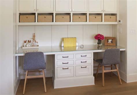 modern built in desk built in desk design ideas