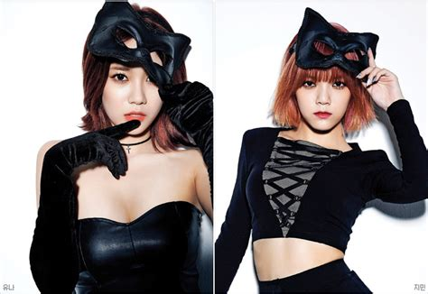like a cat k pop aoa reveals highlight medley for upcoming mini