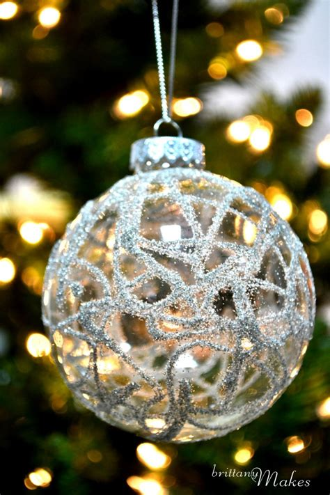 time ornaments 35 diy ornaments from easy to intricate