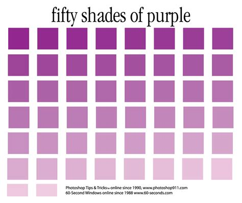 shaeds of shades of purple www pixshark images galleries