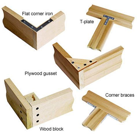 woodwork corner joints woodworking joinery hardware guide