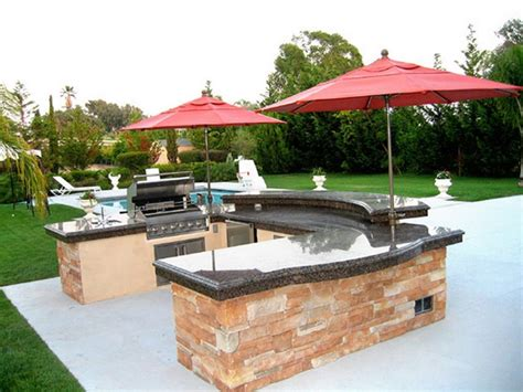 design an outdoor kitchen 10 wonderful outdoor kitchen ideas recycled things
