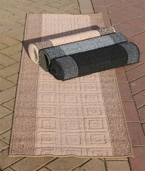 kitchen rugs 6ft non slip washable runner rugs black beige brown grey 6ft