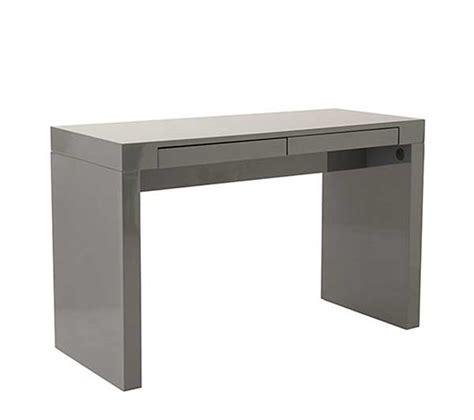 glass top office desk modern modern glass top office desk estyle 25 desks