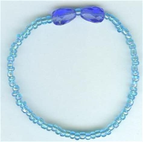 how to make beaded bracelets with elastic how to make beaded bracelets
