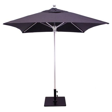 galtech patio umbrellas galtech 6x6 square commercial patio umbrella