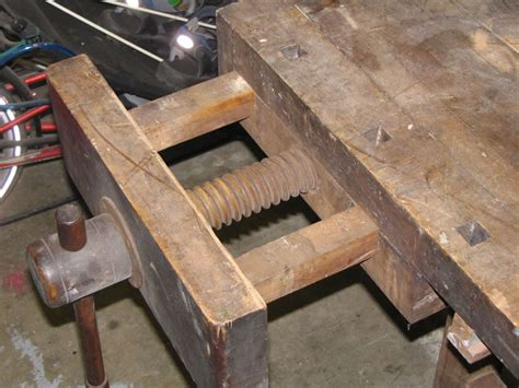 woodworking vise plans wooden vise plans easy to follow how to build a diy