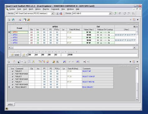 card software scard soft smart card toolset pro v3 4